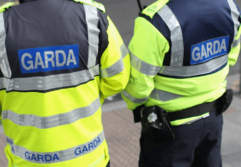 Gardaí search Galway property in child porn raid