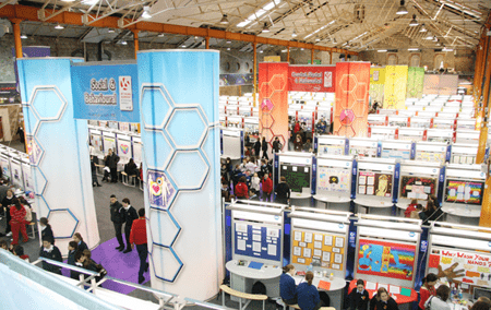 Success for Coláiste Iognáid at BT Young Scientist.