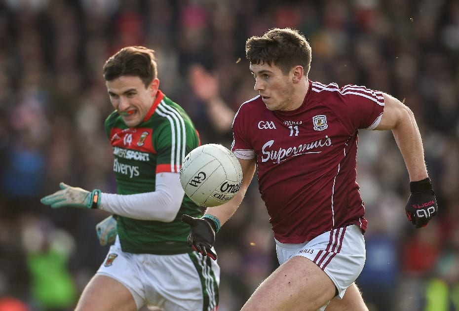 GALWAY GAA: (Match Reports) – GALWAY 1-13 MAYO 0-11