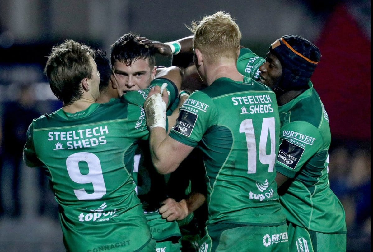 PRO14 RUGBY: (Preview) – CONNACHT vs EDINBURGH (Friday, 7.35pm Sportsground)