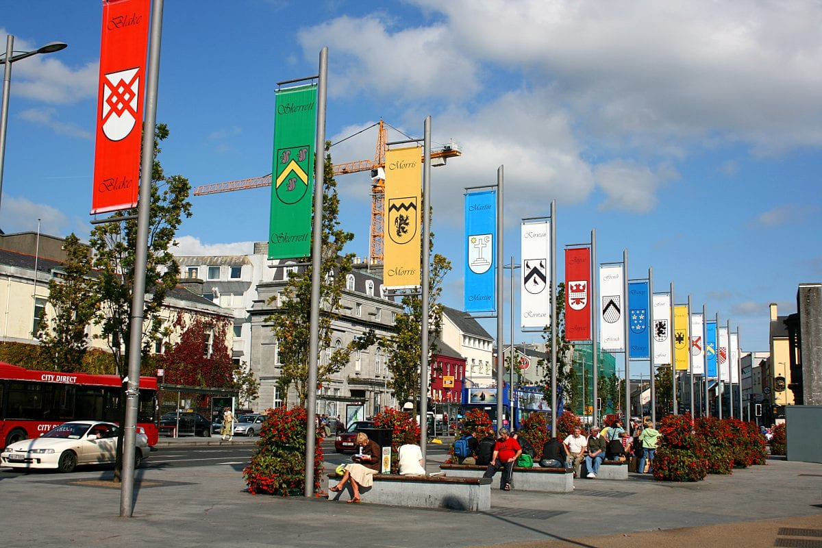 Man jailed for threatening and abusive behaviour in Eyre Square