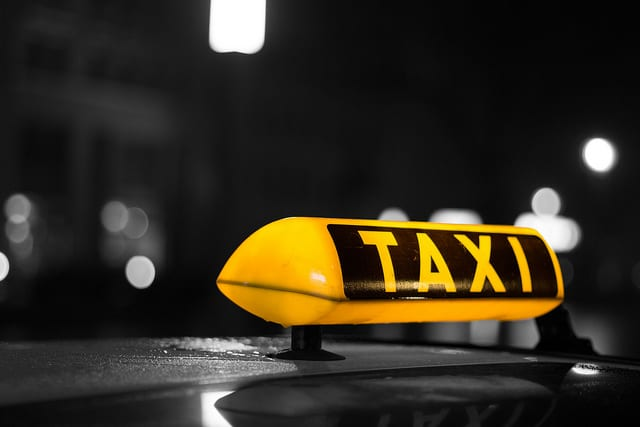 Homeless man sentenced for damaging taxi roof sign