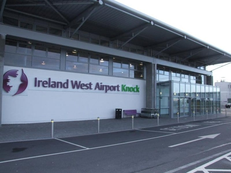 People coming through Knock airport spent €35 million in Galway last year