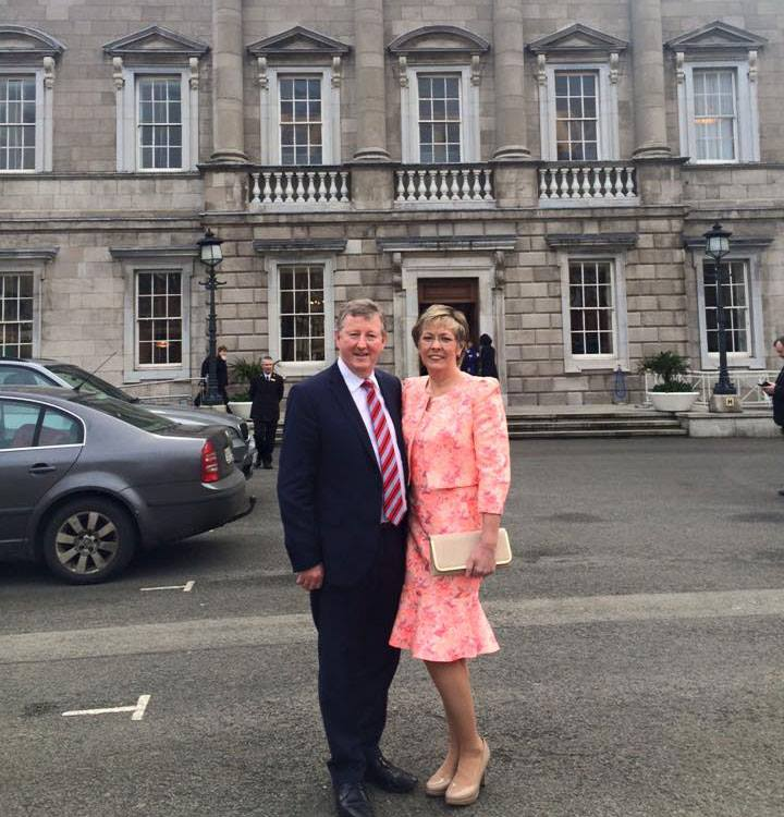 Sean Canney TD confirms Independent Alliance exit