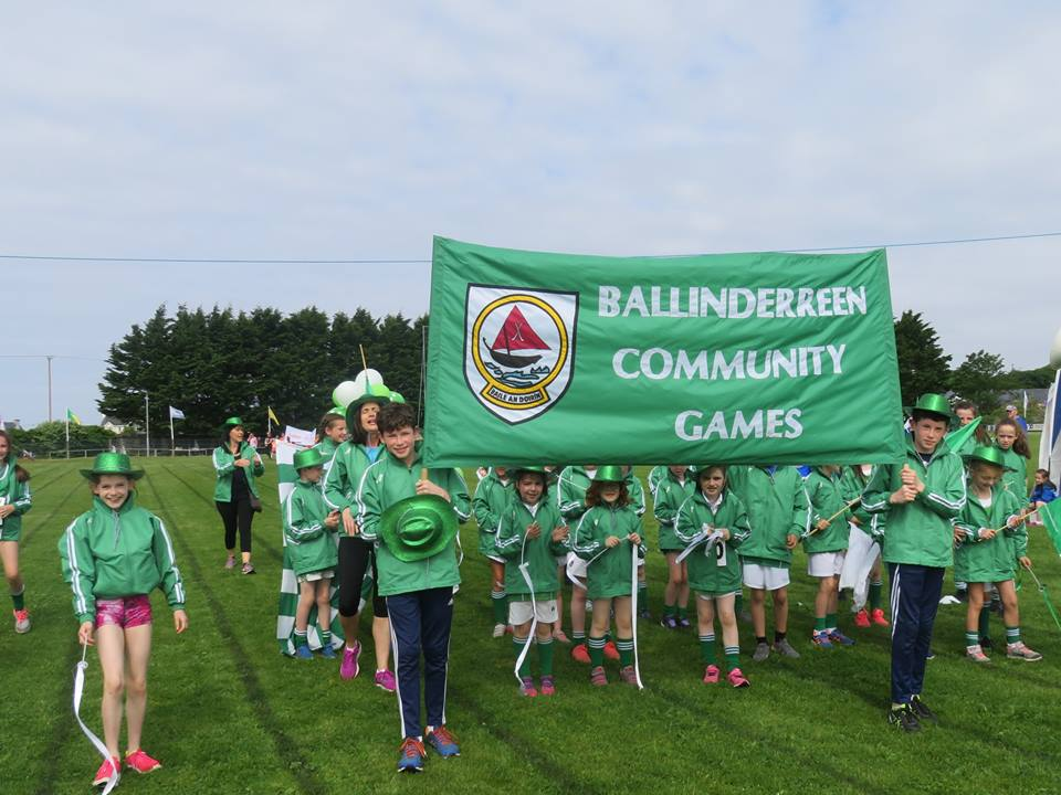 COMMUNITY GAMES: 1,000 CHILDRENCONVERGE ON COUNTY FINALS