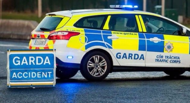 Gardaí investigate Dyke road collision that leaves two pedestrians seriously injured