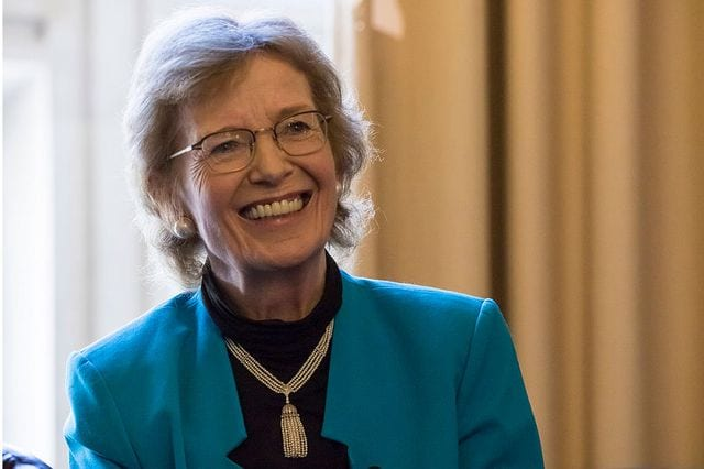 Former president Mary Robinson to headline Our Ocean Wealth Summit 2018