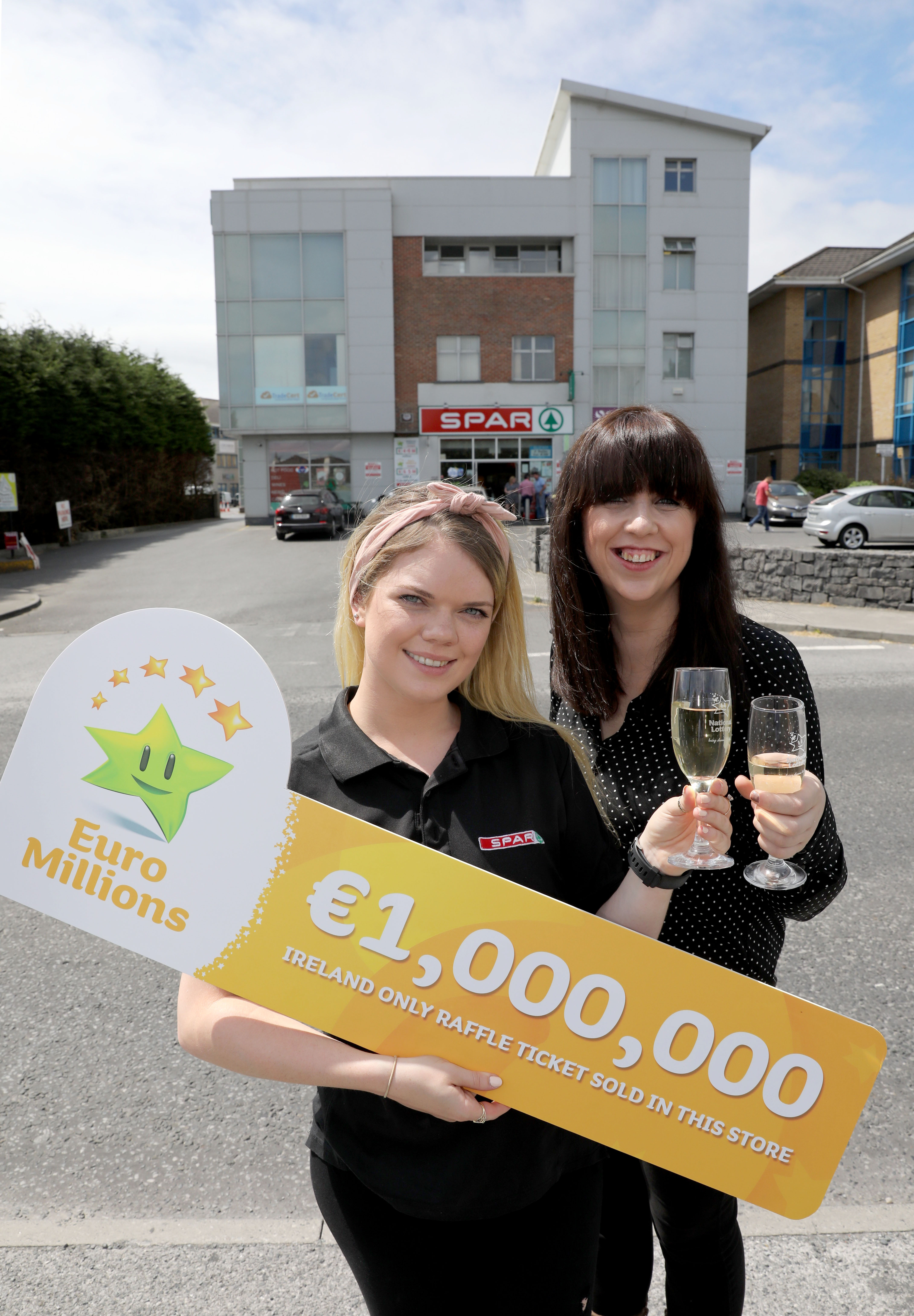 Galway work syndicate determined to keep €1m Euromillions win top secret!