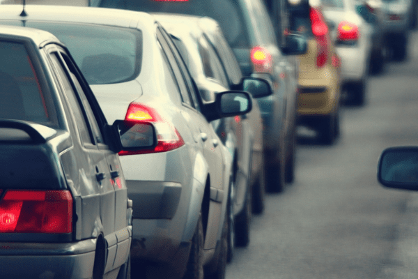 Heavy traffic for motorists approaching Galway city