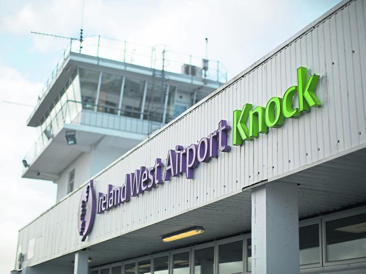 Knock & Shannon show positive growth as Ireland's airports contribute €10.2bn to the economy