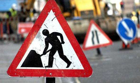Six weeks of N83 roadworks get underway