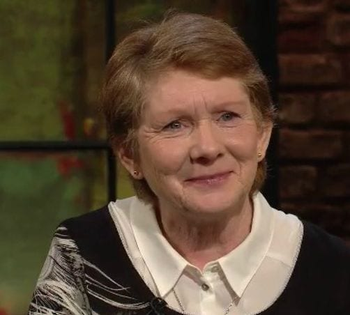 Catherine Corless awarded honorary degree by NUI Galway