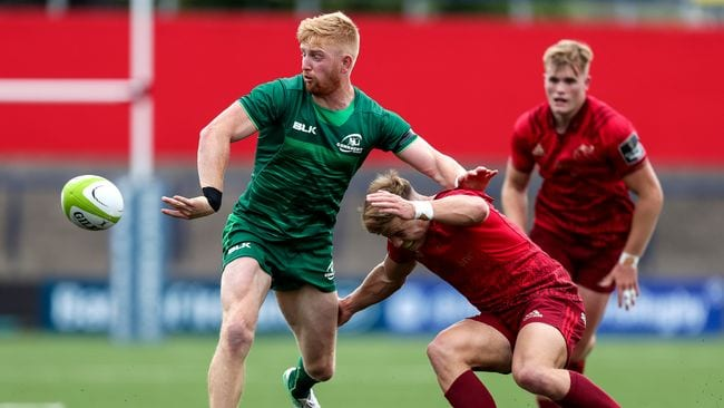 CONNACHT RUGBY: Eagles Squad vs Dragons