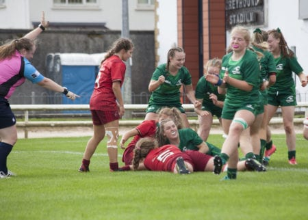 CONNACHT RUGBY – Recap: Under 18 Girls Two Out Of Two