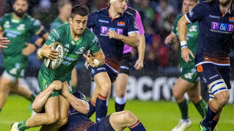 CONNACHT RUGBY: Fightback Secures Bonus Point in Edinburgh
