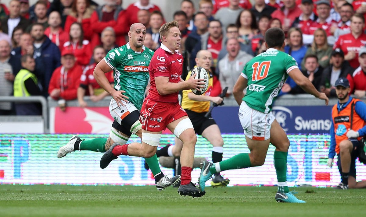 CONNACHT RUGBY: Scarlets Arrive on Saturday
