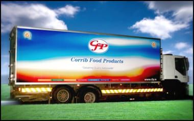 Galway based Corrib Food Products sells to Spar owner