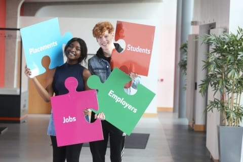 More than 80 employers will be looking to hire at GMIT's careers fair next week