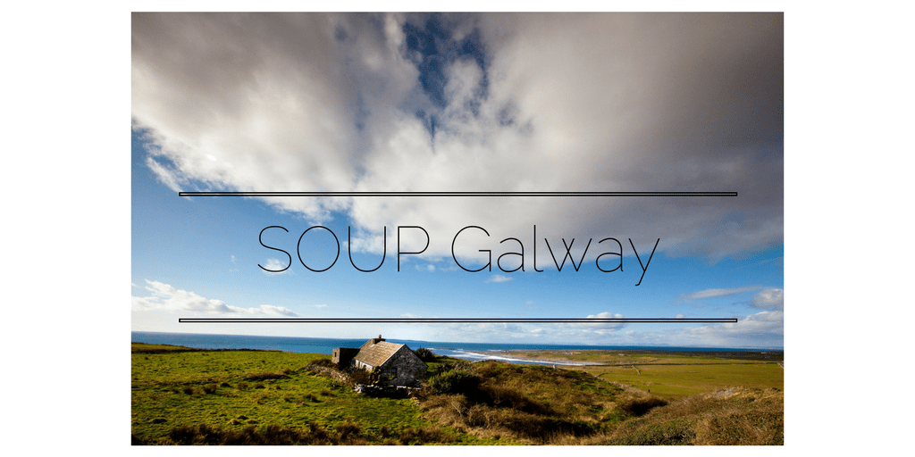 Call for proposals from Galway Green SOUP crowd fundraiser