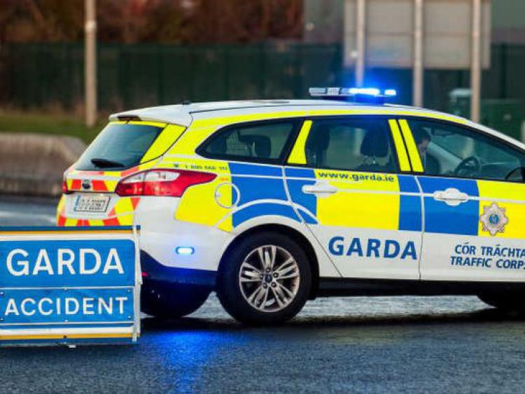 Woman in her 70s hospitalised after traffic collision