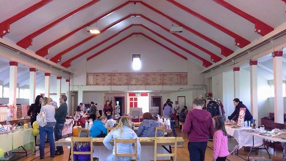 Grant money to get the ball rolling on renovations to Carraroe community centre