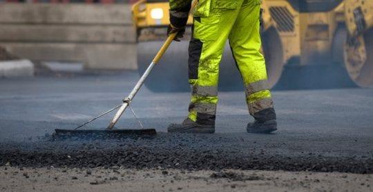 Galway Daily news Week long roadworks disrupting traffic near Loughrea