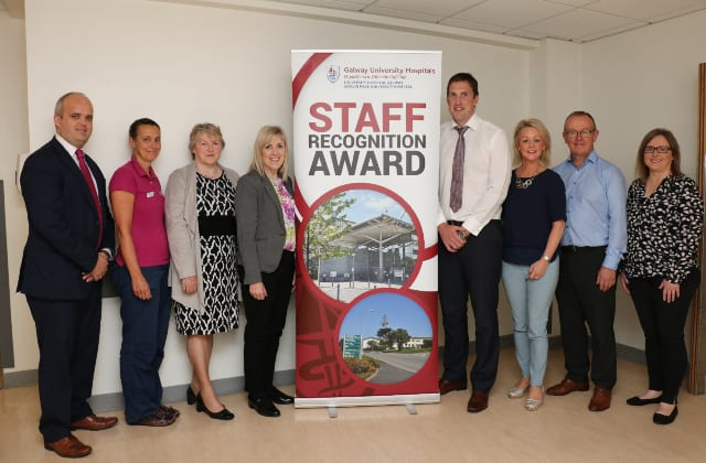 Galway University Hospitals launches award for staff who ensure patients get the finest care