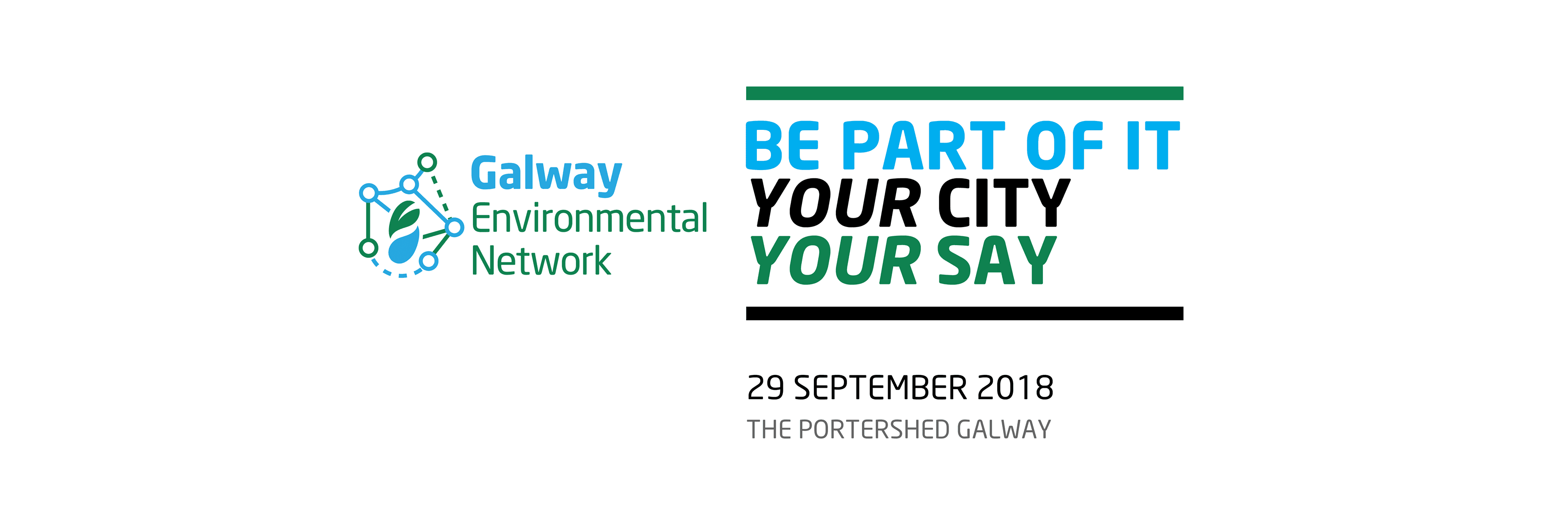 Your City, Your Say workshop this Saturday