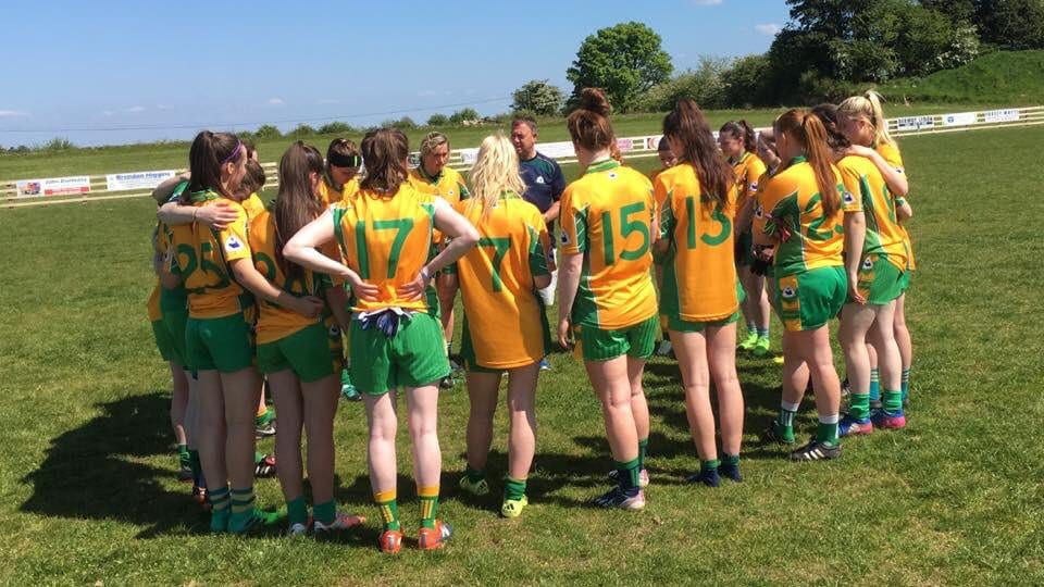 GALWAY LGFA: Corofin Get Over The Line in Classic
