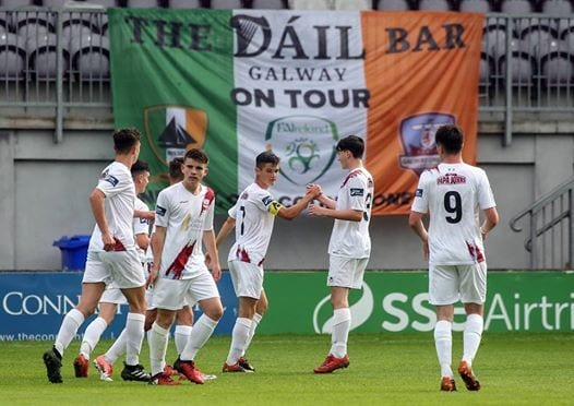 SOCCER: Two Galway United Teams in Knockout Action