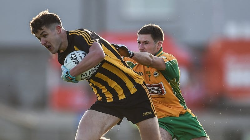 GAA: Micheal Lundy's Equaliser Allows Corofin Survive