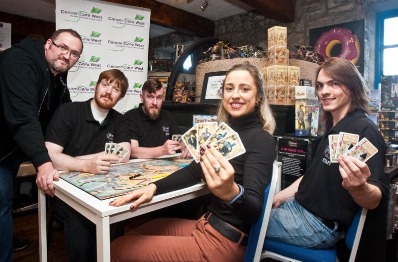 Galway gaming marathon to raise money for Cancer Care West