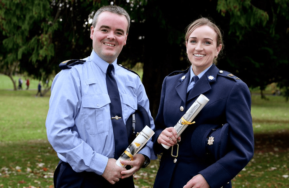 Two Galway gardaí receive National Bravery Awards for saving man from drowning