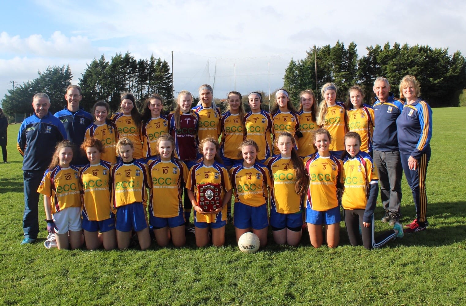 GLENAMADDY and DISTRICT Sports Notes (Tuesday, 30th October 2018)