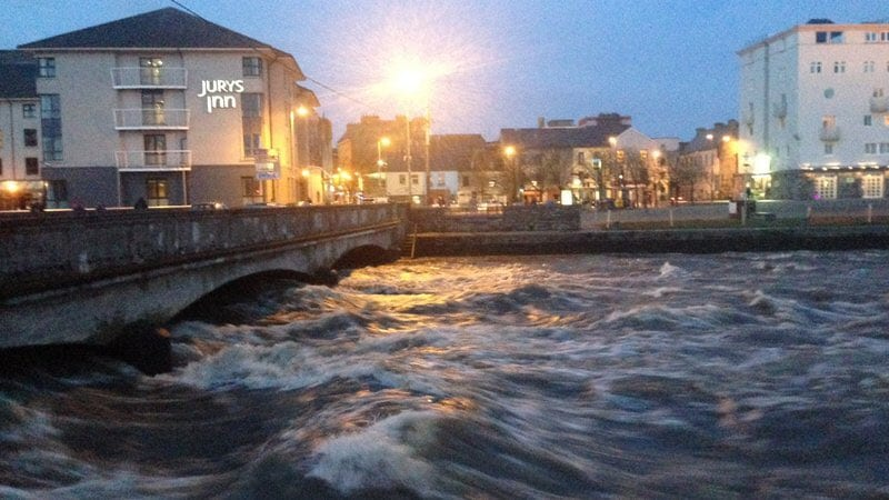 Over 8,500 sign petition for safety measures on the Corrib
