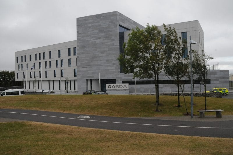 Two men charged over street fight outside Garda headquarters