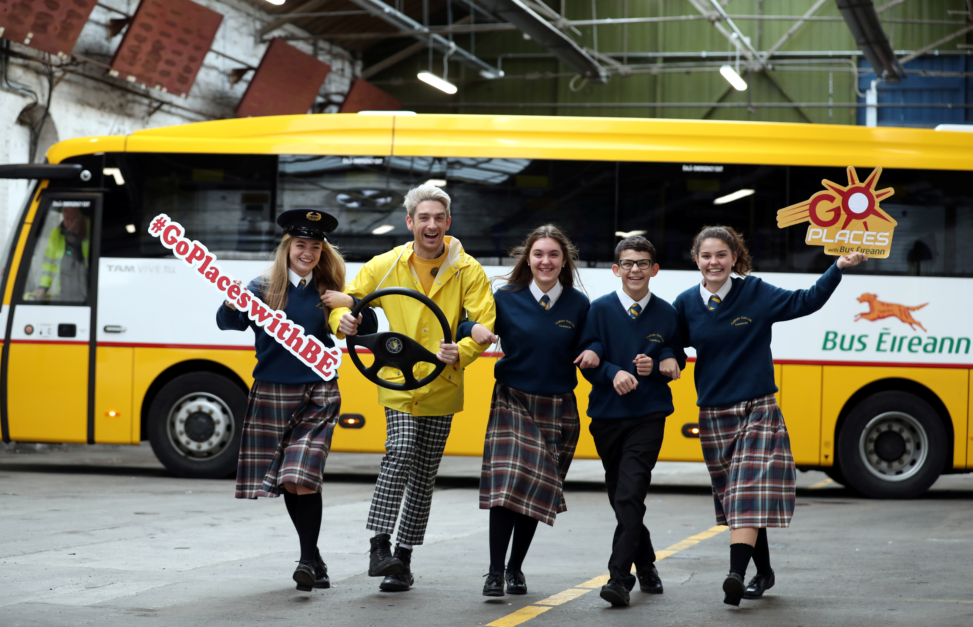Galway TY students invited to take part in nationwide Bus Éireann competition