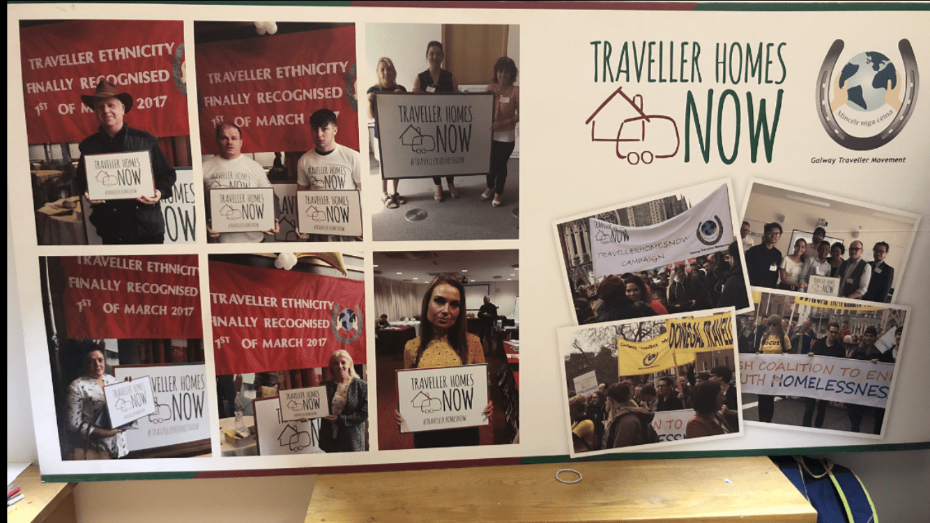 Galway Traveller activist slams council and calls for appropriate accommodation