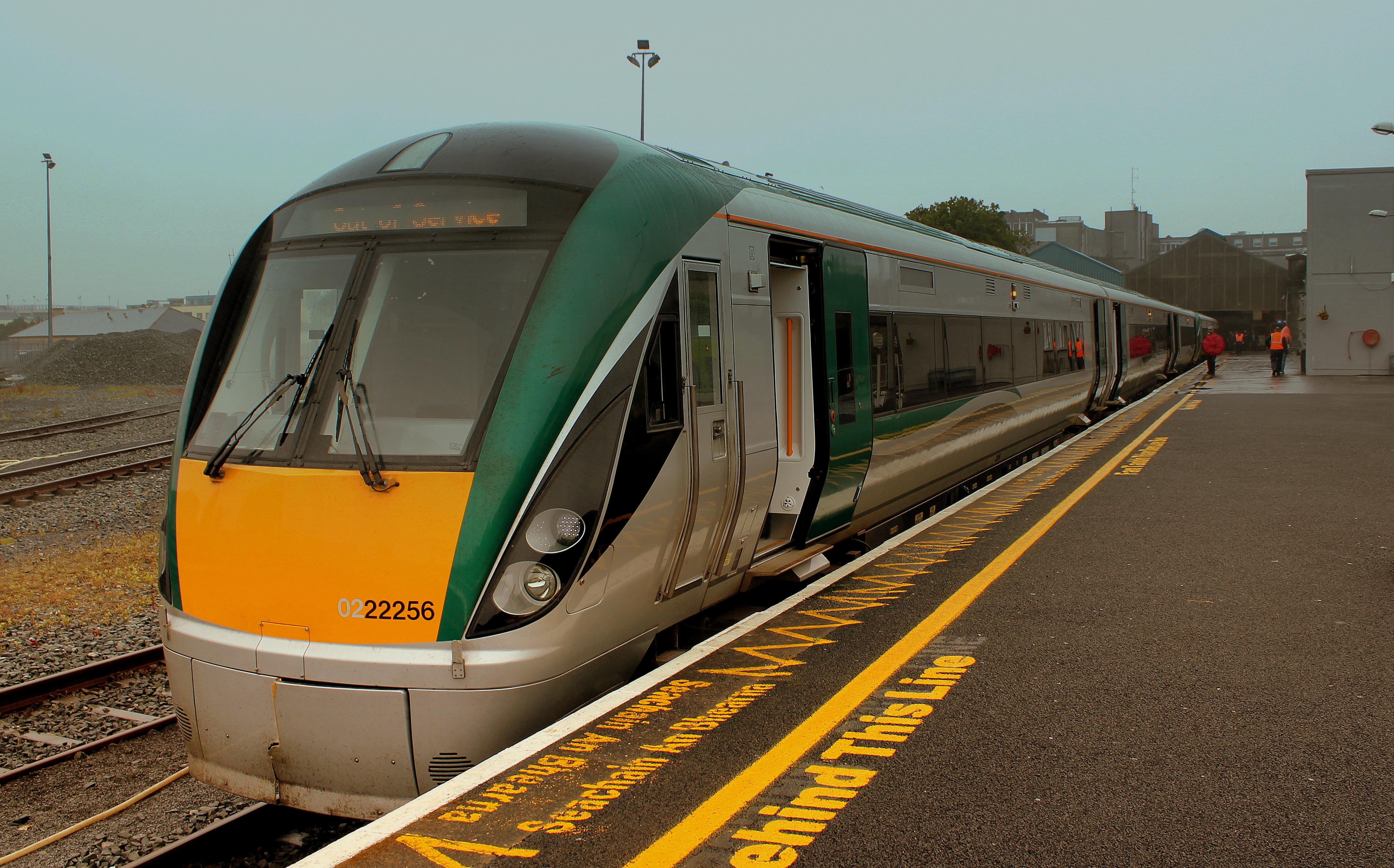 Major disruptions on Heuston line due to tragic death