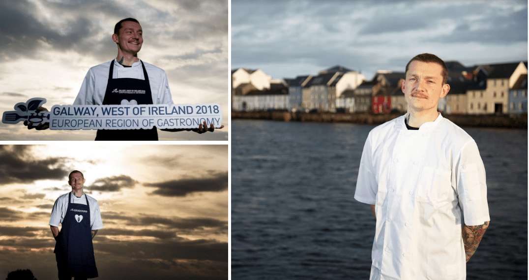 Galway chef to compete for prestigious title of Best Young Chef in Europe