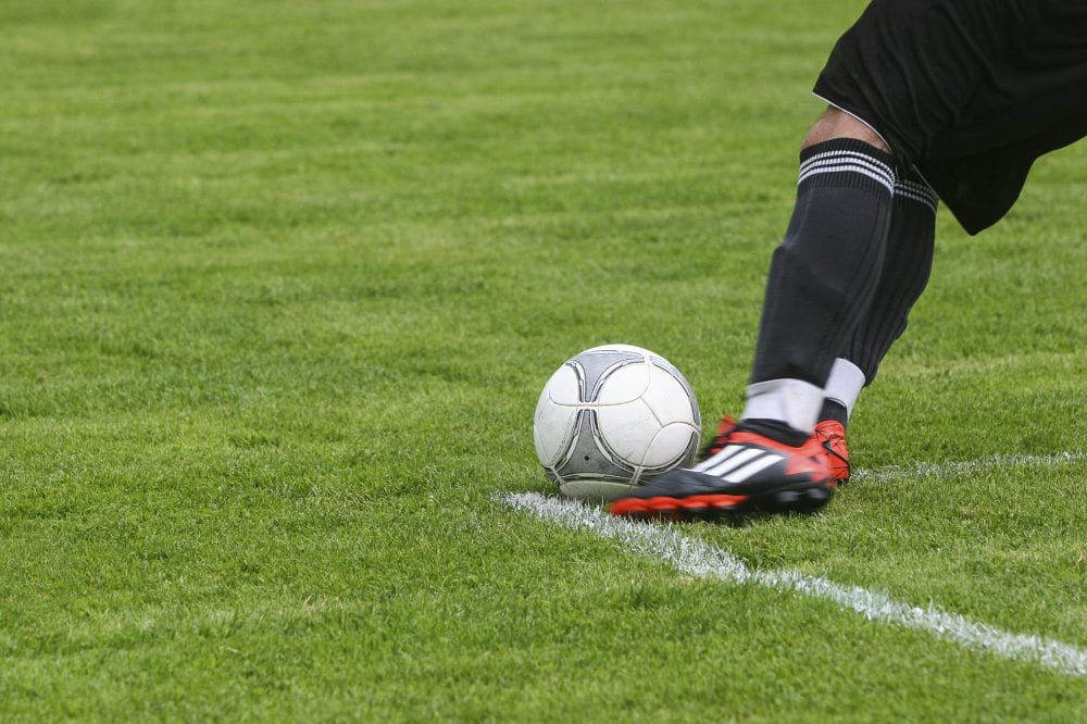 """Footballer declared """"dead"""" by club to postpone game alive and kicking"""