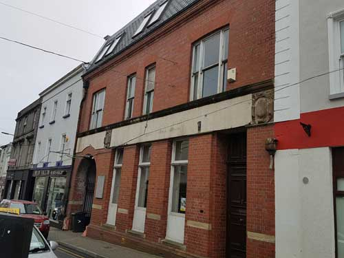 Even more planning permission needed to renovate Old Tuam Library