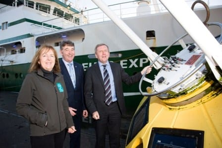 Galway Daily news Investment in weather predicting marine buoy network announced
