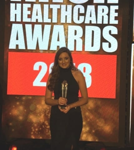 GMIT medical student wins international prize for HPV project