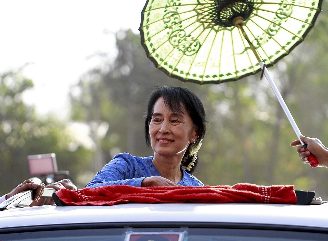 Should Galway revoke Suu Kyi's Freedom of the City?
