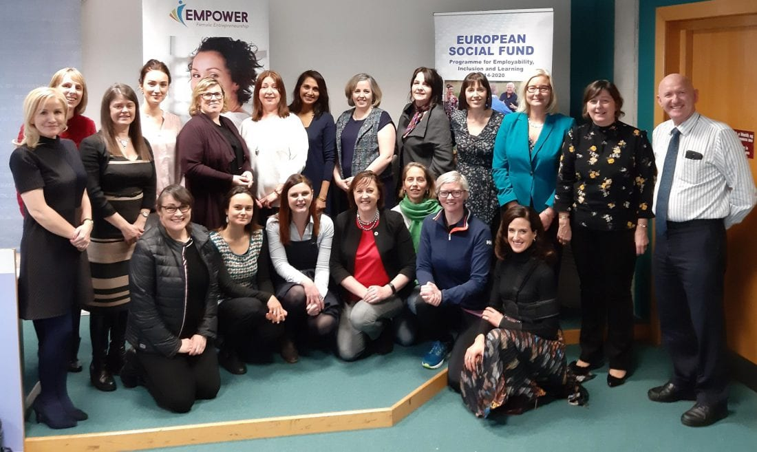 New wave of female entrepreneurs graduate from EMPOWER programme at GMIT