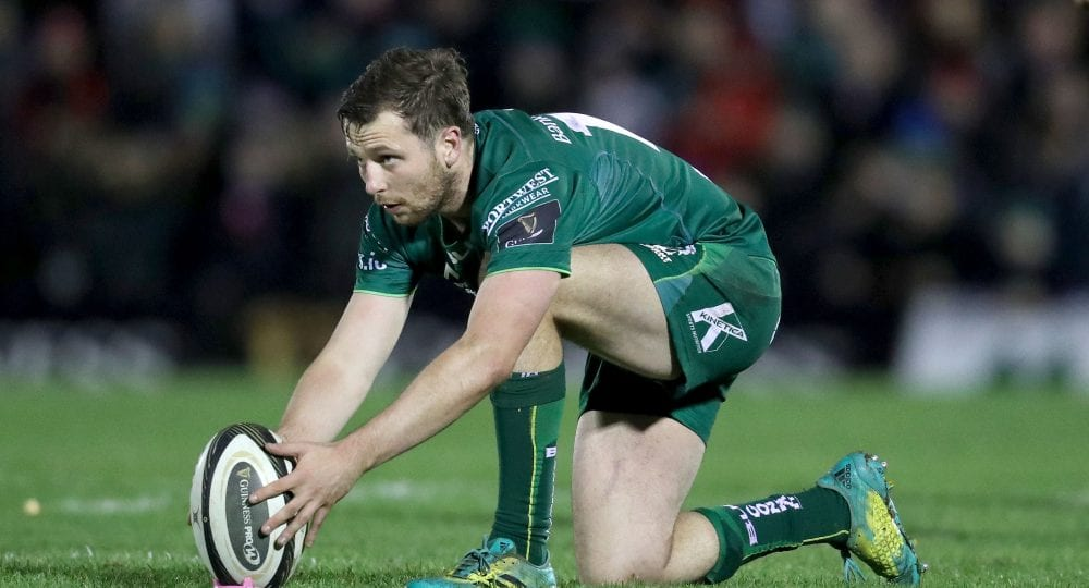 Five Connacht players named for Six Nations squad