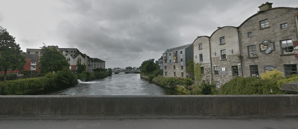 Gardaí appeal for help identifying man who entered the Corrib
