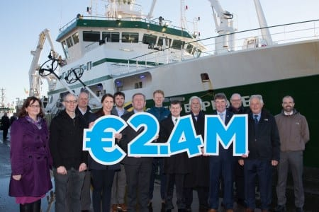 Galway Daily news Marine Institute gives €2.4 million to twelve companies innovating with marine technology