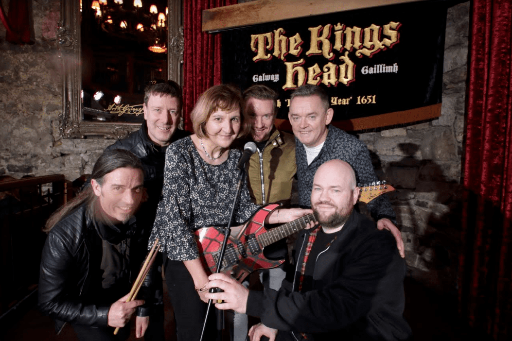 Galway's top bands to perform at special gig for Galway Hospice